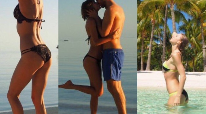 Taylor Swift and Calvin Harris Just Killed The Internet With Their Vacation Photos