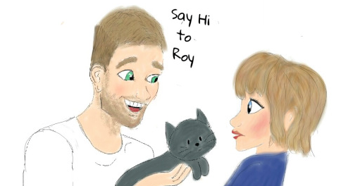 Calvin Harris Got A Cat?! – Meet Roy