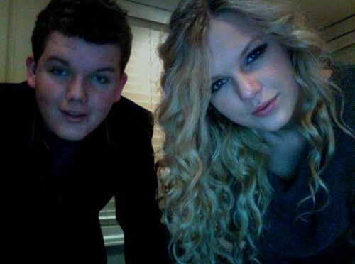 Photos: Taylor And Austin Swift- Happy National Siblings Day!