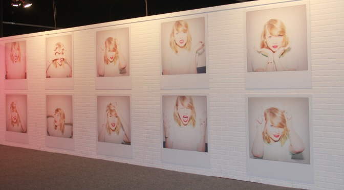 Photos + Video of the Taylor Swift Experience!